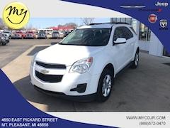 Used 2012 Chevrolet Equinox 1LT SUV 2GNALDEK7C1210365 for sale in Mt Pleasant, MI