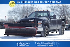 Used 2008 Ford F-350 Truck Regular Cab for sale in Mt Pleasant, MI