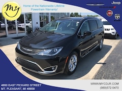 New 2019 Chrysler Pacifica TOURING L PLUS Passenger Van 2C4RC1EG4KR741349 for sale in Mt Pleasant, MI