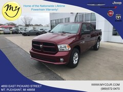 Used 2017 Ram 1500 Tradesman Truck Crew Cab for sale in Mt Pleasant, MI