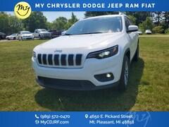Used 2019 Jeep Cherokee Latitude Plus FWD SUV for sale in Mt Pleasant, MI