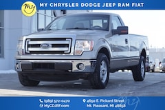 Used 2014 Ford F-150 Truck Regular Cab for sale in Mt Pleasant, MI