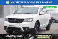 New 2019 Dodge Journey CROSSROAD Sport Utility for sale in Mt Pleasant, MI