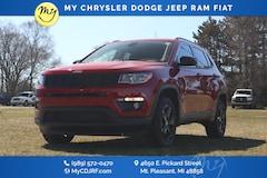 New 2020 Jeep Compass LATITUDE 4X4 Sport Utility for sale in Mt Pleasant, MI