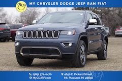 New 2020 Jeep Grand Cherokee LIMITED 4X4 Sport Utility for sale in Mt Pleasant, MI