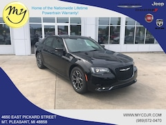 New 2018 Chrysler 300 S AWD Sedan 2C3CCAGG8JH309116 for sale in Mt Pleasant, MI