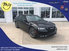 New 2018 Chrysler 300 S AWD Sedan 2C3CCAGG8JH309116 for sale in Mt Pleasant, MI