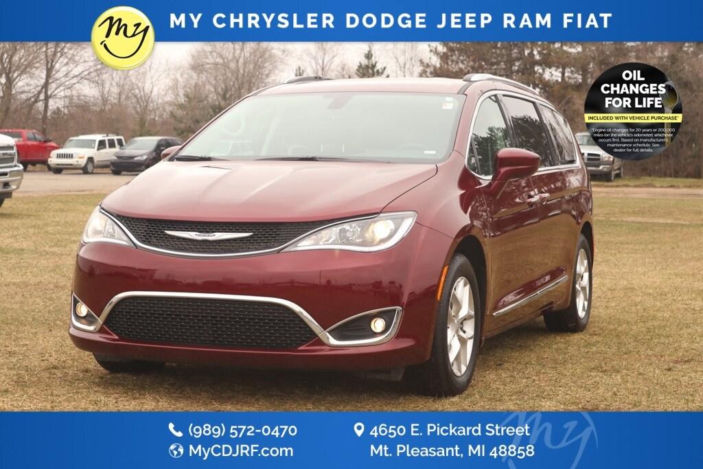 2020 Chrysler Pacifica Van Passenger Van