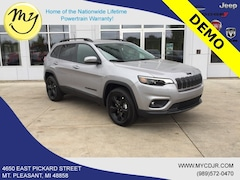 New 2019 Jeep Cherokee ALTITUDE 4X4 Sport Utility 1C4PJMLN6KD292176 for sale in Mt Pleasant, MI