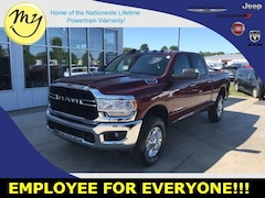 New 2019 Ram 2500 BIG HORN CREW CAB 4X4 6'4 BOX Crew Cab for sale in Mt Pleasant, MI