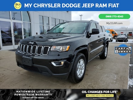 Featured Used 2019 Jeep Grand Cherokee Laredo SUV for sale in Mt. Pleasant, MI