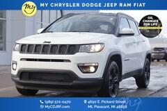 New 2020 Jeep Compass ALTITUDE 4X4 Sport Utility for sale in Mt Pleasant, MI