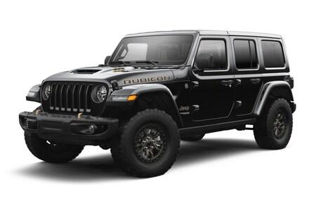 Featured New 2021 Jeep Wrangler UNLIMITED RUBICON 392 Sport Utility for sale in Mt. Pleasant, MI