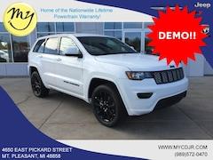 New 2019 Jeep Grand Cherokee ALTITUDE 4X4 Sport Utility 1C4RJFAG1KC574059 for sale in Mt Pleasant, MI