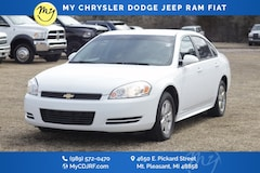 Used 2010 Chevrolet Impala LS Sedan for sale in Mt Pleasant, MI