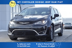 New 2020 Chrysler Pacifica 35TH ANNIVERSARY TOURING L PLUS Passenger Van for sale in Mt Pleasant, MI