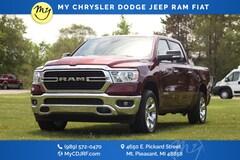 New 2020 Ram 1500 BIG HORN CREW CAB 4X4 5'7 BOX Crew Cab for sale in Mt Pleasant, MI
