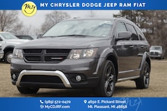 Used 2018 Dodge Journey Crossroad SUV for sale in Mt Pleasant, MI