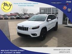 New 2019 Jeep Cherokee ALTITUDE 4X4 Sport Utility 1C4PJMLN2KD426326 for sale in Mt Pleasant, MI