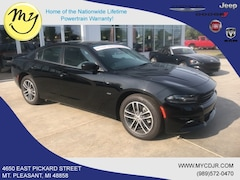 New 2018 Dodge Charger GT PLUS AWD Sedan 2C3CDXJG1JH231190 for sale in Mt Pleasant, MI