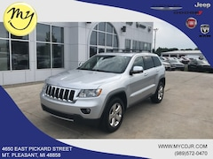 Used 2011 Jeep Grand Cherokee Limited SUV for sale in Mt Pleasant, MI