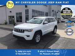 Certified Pre-Owned 2018 Jeep Grand Cherokee Laredo 4x4 SUV 1C4RJFAG4JC298555 for sale in Mt Pleasant, MI