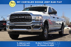 New 2019 Ram 3500 BIG HORN CREW CAB 4X4 8' BOX Crew Cab for sale in Mt Pleasant, MI