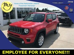 New 2019 Jeep Renegade LATITUDE 4X4 Sport Utility for sale in Mt Pleasant, MI