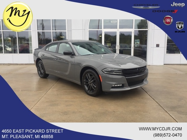 New 2019 Dodge Charger SXT AWD Sedan for sale in Mt Pleasant, MI