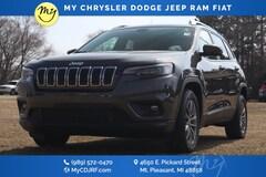 New 2020 Jeep Cherokee LATITUDE PLUS FWD Sport Utility for sale in Mt Pleasant, MI