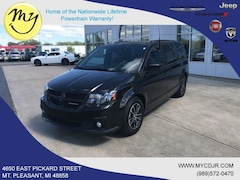 Used 2018 Dodge Grand Caravan GT Van Passenger Van for sale in Mt Pleasant, MI