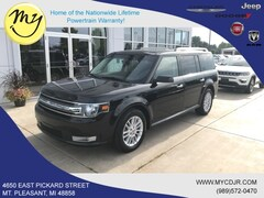 Used 2018 Ford Flex SEL SUV for sale in Mt Pleasant, MI