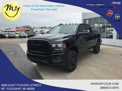 New 2019 Ram 2500 BIG HORN CREW CAB 4X4 6'4 BOX Crew Cab 3C6UR5DL9KG570769 for sale in Mt Pleasant, MI