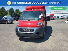 New 2019 Ram ProMaster 3500 CUTAWAY 136 WB / 81 CA Chassis for sale in Mt Pleasant, MI