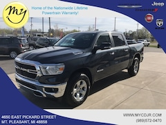 Used 2019 Ram 1500 Big Horn/Lone Star Truck Crew Cab for sale in Mt Pleasant, MI