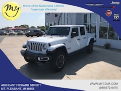New 2020 Jeep Gladiator OVERLAND 4X4 Crew Cab for sale in Mt Pleasant, MI