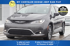 New 2020 Chrysler Pacifica TOURING L PLUS Passenger Van for sale in Mt Pleasant, MI