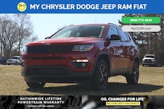 New 2020 Jeep Compass LATITUDE 4X4 Sport Utility for sale in Mt Pleasant, MI