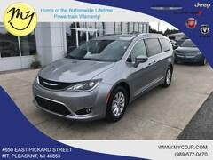 New 2019 Chrysler Pacifica TOURING L Passenger Van 2C4RC1BG8KR589127 for sale in Mt Pleasant, MI