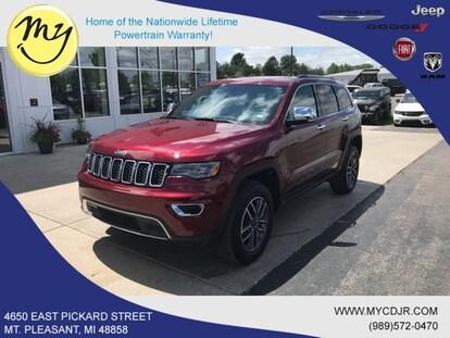 Used 2019 Jeep Grand Cherokee Limited For Sale | Mt  Pleasant MI