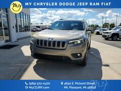 Used 2019 Jeep Cherokee Latitude Plus 4x4 SUV for sale in Mt Pleasant, MI