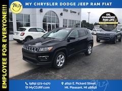 New 2019 Jeep Compass LATITUDE FWD Sport Utility for sale in Mt Pleasant, MI