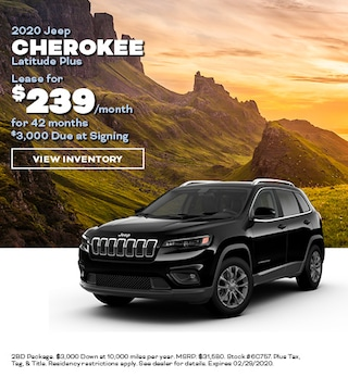 February- 2020 Cherokee