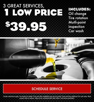 3 Great Services, One Low Price