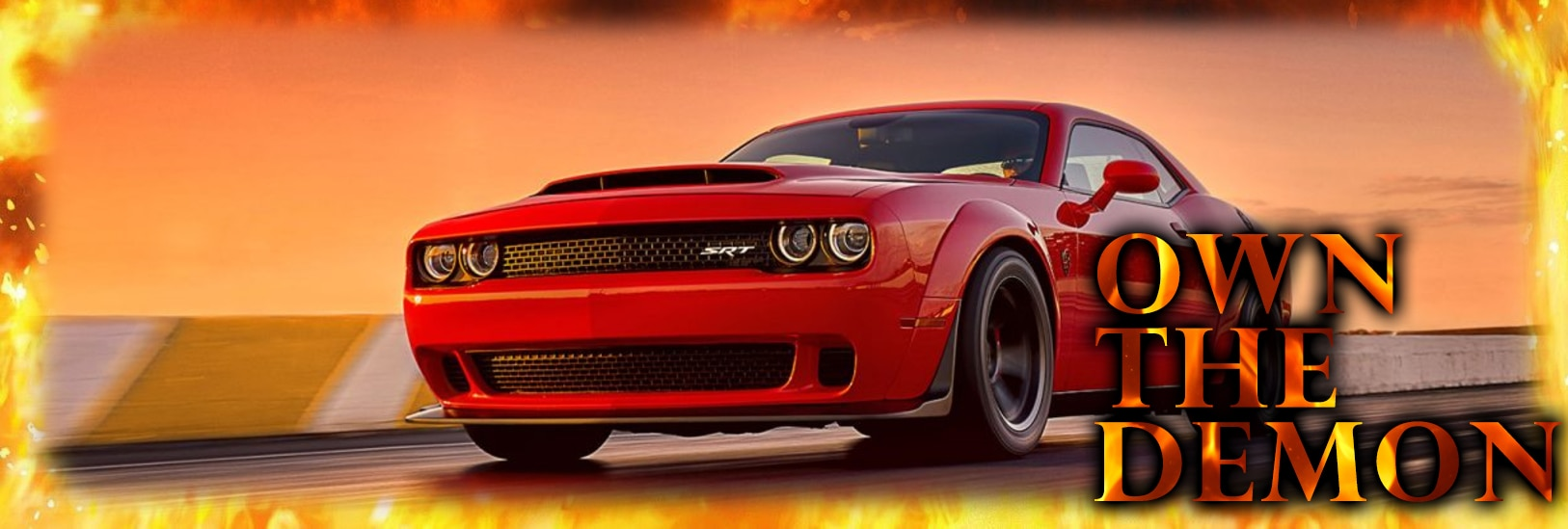 Dodge Challenger SRT Demon at Myers CDJR of Ohio