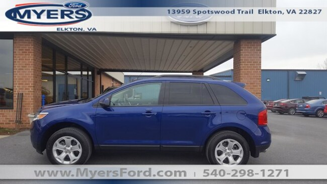 2014 Ford Edge 4dr SEL AWD SUV