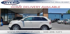 2010 Ford Edge 4dr Limited AWD SUV