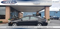 2009 Ford Fusion SEL V6 Sedan
