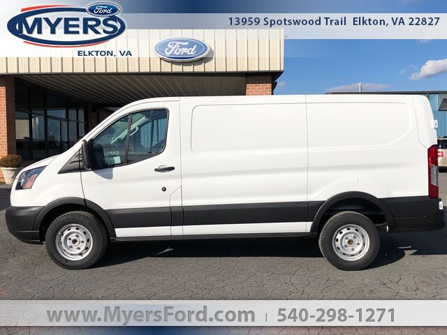 2019 Ford Transit-250 T-250 130 Low Rf Swing-Out RH Dr Van Low Roof Cargo Van