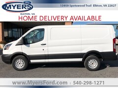 2019 Ford Transit-250 T-250 130 Low Rf 9000 Gvwr Swing-Out RH Dr Van Low Roof Cargo Van
